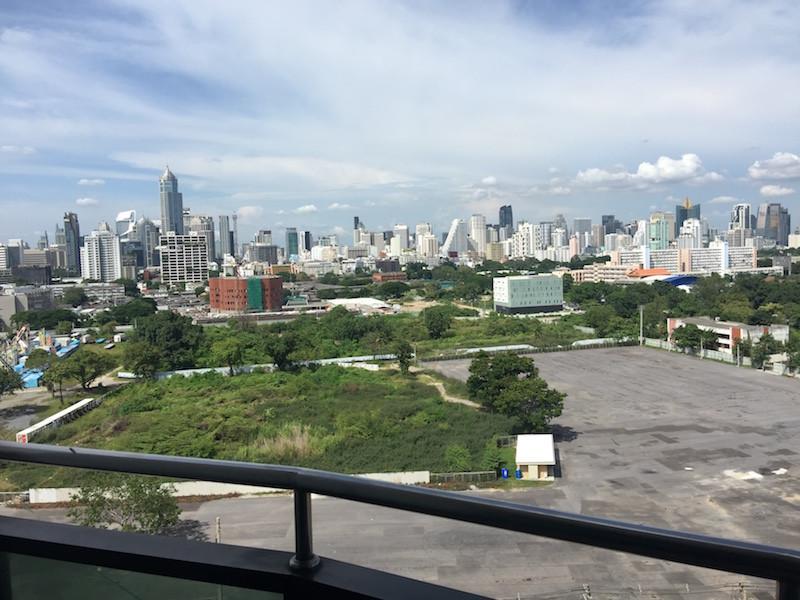 Lumpini Park View - В аренду: Кондо 32 кв.м. возле станции MRT Lumphini, Bangkok, Таиланд   Ref. TH-BLTWOGJE