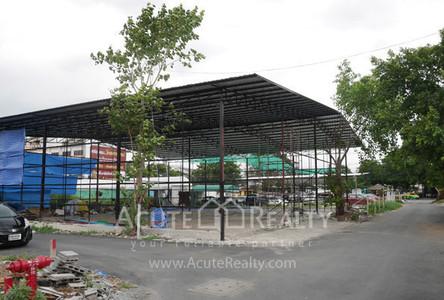For Rent Warehouse 590 sqm in Bang Kapi, Bangkok, Thailand