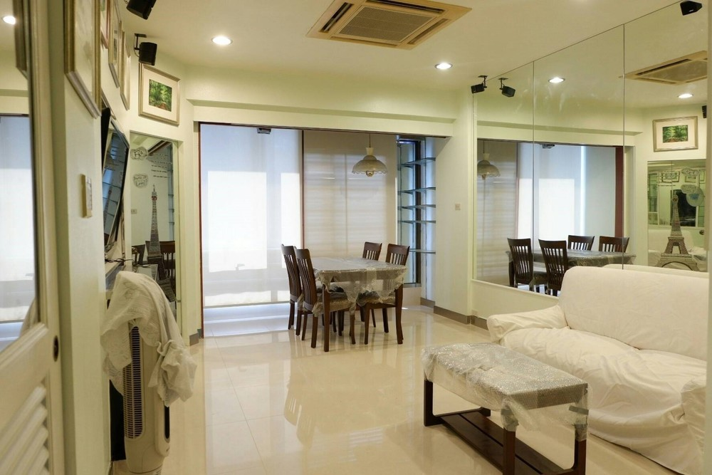 Prasanmit Condominium - For Rent 2 Beds Condo Near MRT Sukhumvit, Bangkok, Thailand | Ref. TH-AVWDTWVK