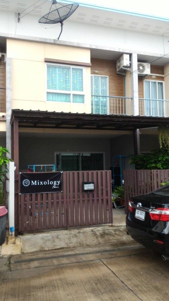 For Sale 2 Beds Townhouse in Suan Luang, Bangkok, Thailand   Ref. TH-BWOLDZUO