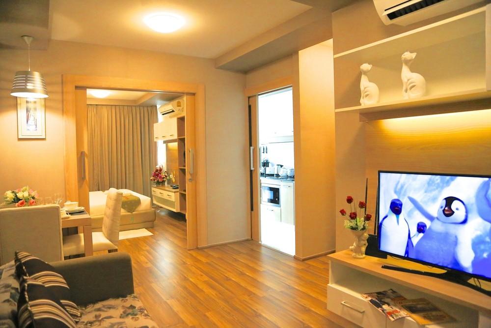 В аренду: Кондо c 1 спальней в районе Mueang Chiang Mai, Chiang Mai, Таиланд | Ref. TH-CEHLNEFV