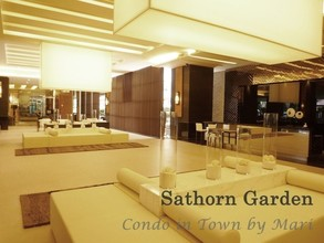 В том же районе - Sathorn Gardens