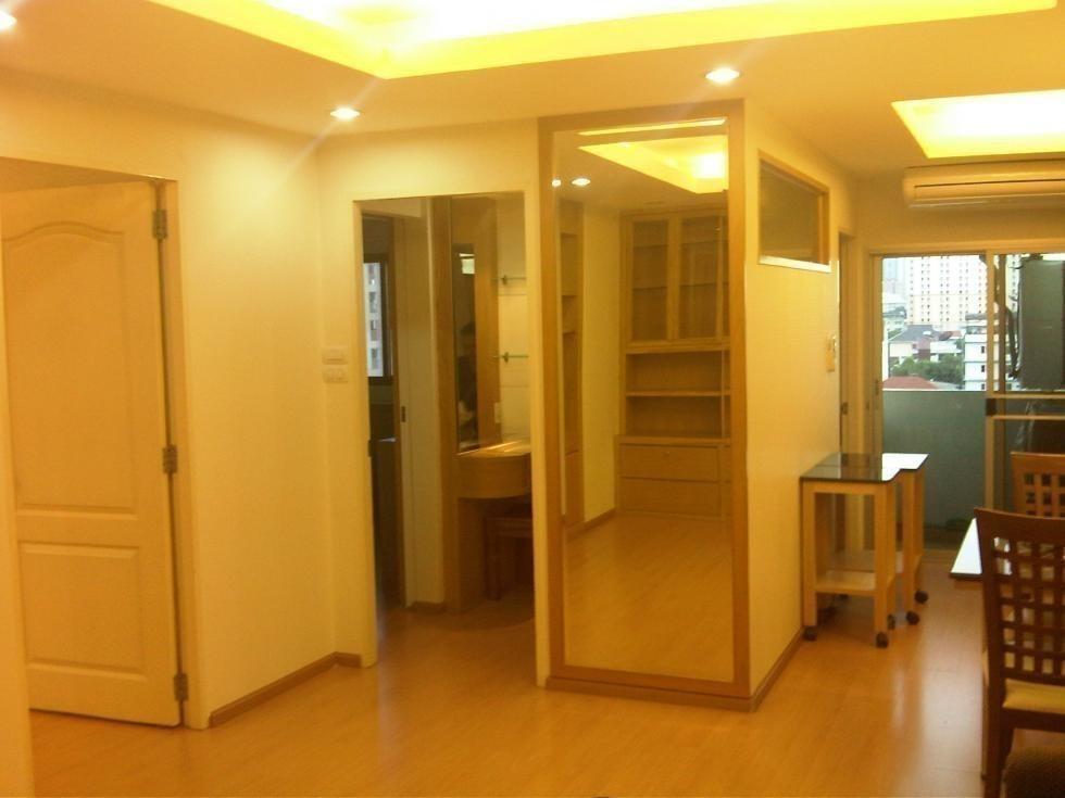 สาธร สวีท - ให้เช่า คอนโด 2 ห้องนอน ติด BTS ช่องนนทรี | Ref. TH-BYXQNQID