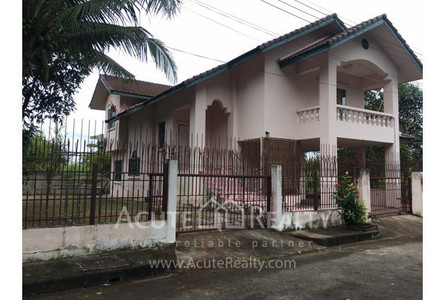 For Rent 4 Beds 一戸建て in Hang Dong, Chiang Mai, Thailand