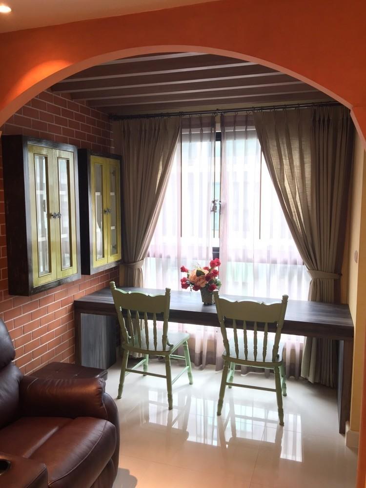 Metro Sky Ratchada - For Sale 1 Bed Condo Near MRT Huai Khwang, Bangkok, Thailand | Ref. TH-XDAHMBUK