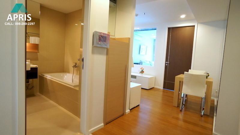 15 สุขุมวิท เรสซิเด็นท์ - ขาย หรือ เช่า คอนโด 1 ห้องนอน ติด BTS นานา | Ref. TH-LQLINWGS
