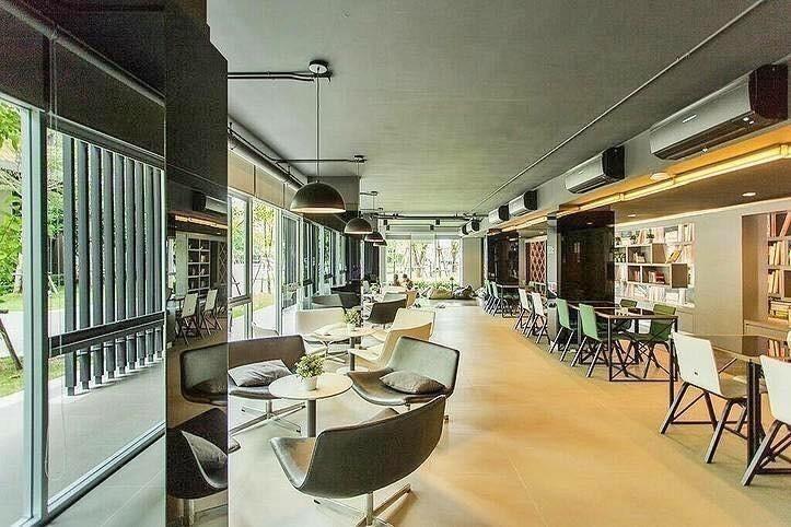 dCondo Campus Resort Bangna - For Rent 1 Bed コンド in Bang Bo, Samut Prakan, Thailand   Ref. TH-MVJQWGFY