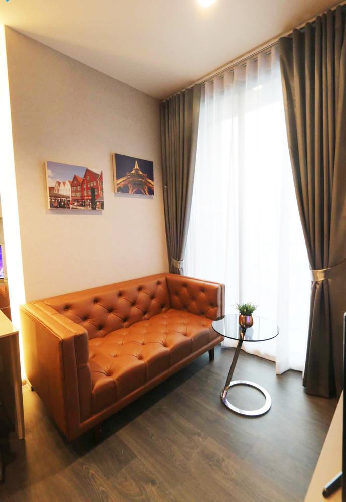 Edge Sukhumvit 23 For Rent 1 Bed Condo Near Mrt