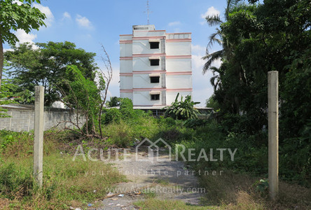 For Sale Land in Mueang Samut Prakan, Samut Prakan, Thailand