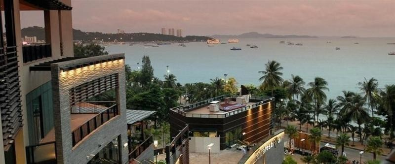 View Talay 6 - For Sale or Rent 2 Beds コンド in Bang Lamung, Chonburi, Thailand | Ref. TH-WKDFMFFV