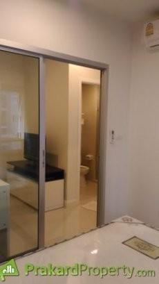 Manor Sanambinnam - For Rent 1 Bed Condo in Mueang Nonthaburi, Nonthaburi, Thailand   Ref. TH-QUNPGISW