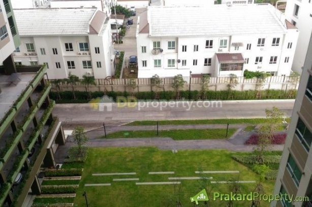Lumpini Lumpini Ville Nakhon In - Riverview - For Rent 1 Bed Condo in Mueang Nonthaburi, Nonthaburi, Thailand | Ref. TH-NUUXTCHS