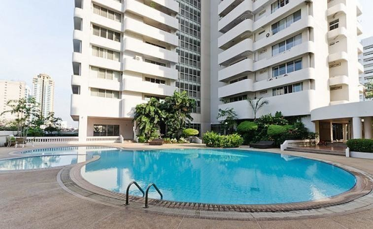 D.S. Tower 1 Sukhumvit 33 - For Sale or Rent 3 Beds Condo in Watthana, Bangkok, Thailand | Ref. TH-QXPNFYXU