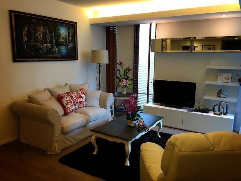 MODE Sukhumvit 61 - Продажа или аренда: Кондо c 1 спальней возле станции BTS Ekkamai, Bangkok, Таиланд | Ref. TH-KTMHEFVG
