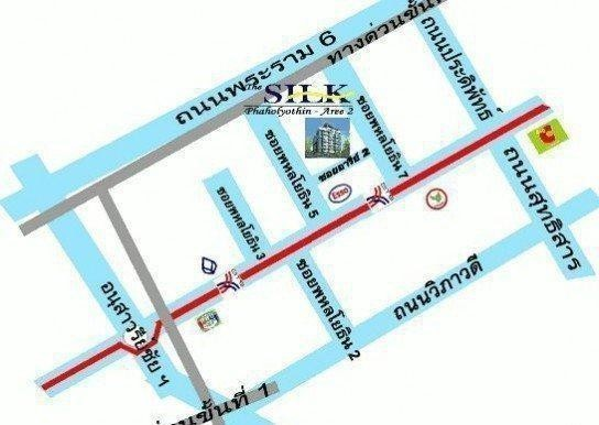 The Silk Phaholyothin - Aree 2 - For Sale or Rent 2 Beds コンド Near BTS Ari, Bangkok, Thailand | Ref. TH-RKHIPKIX