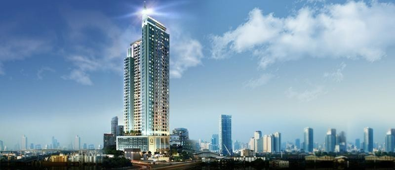 Q Asoke - For Sale or Rent 1 Bed コンド Near MRT Phetchaburi, Bangkok, Thailand | Ref. TH-QLCPFHFO
