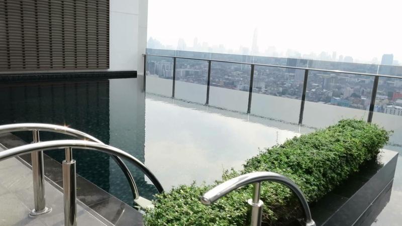 Ivy Ampio - For Sale or Rent コンド 31 sqm Near MRT Thailand Cultural Centre, Bangkok, Thailand   Ref. TH-YNSOGZBD