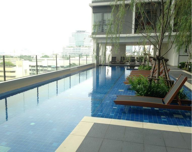 Ideo Mobi Phayathai - For Sale コンド 21 sqm Near BTS Phaya Thai, Bangkok, Thailand | Ref. TH-OEHCWDKY