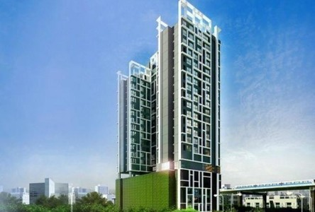 For Sale Condo 21 sqm Near BTS Phaya Thai, Bangkok, Thailand