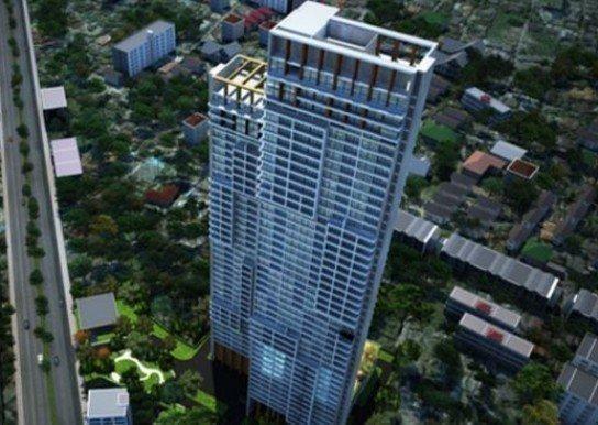 The Issara Ladprao - For Sale or Rent コンド 34 sqm Near MRT Lat Phrao, Bangkok, Thailand   Ref. TH-MTEJYBIZ