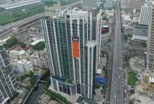 For Sale Condo 22 sqm Near MRT Phetchaburi, Bangkok, Thailand
