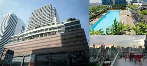 Located in the same building - Grand Park View
