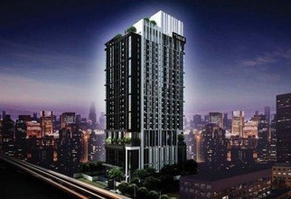 Located in the same building - The Capital Ekamai - Thonglor