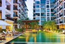 В аренду: Кондо с 2 спальнями в районе Din Daeng, Bangkok, Таиланд