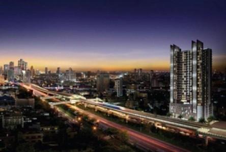 For Rent 2 Beds Condo Near BTS Wong Wian Yai, Bangkok, Thailand
