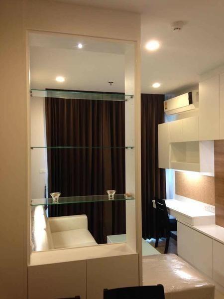 Supalai Premier @ Asoke - For Rent 1 Bed Condo Near MRT Phetchaburi, Bangkok, Thailand | Ref. TH-DOSCJAOO
