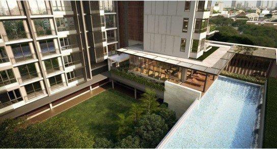 The Room Sukhumvit 40 - For Rent Condo 37 sqm Near BTS Ekkamai, Bangkok, Thailand | Ref. TH-SOUUAGBA