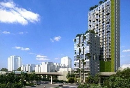 For Rent 1 Bed Condo Near BTS Sanam Pao, Bangkok, Thailand