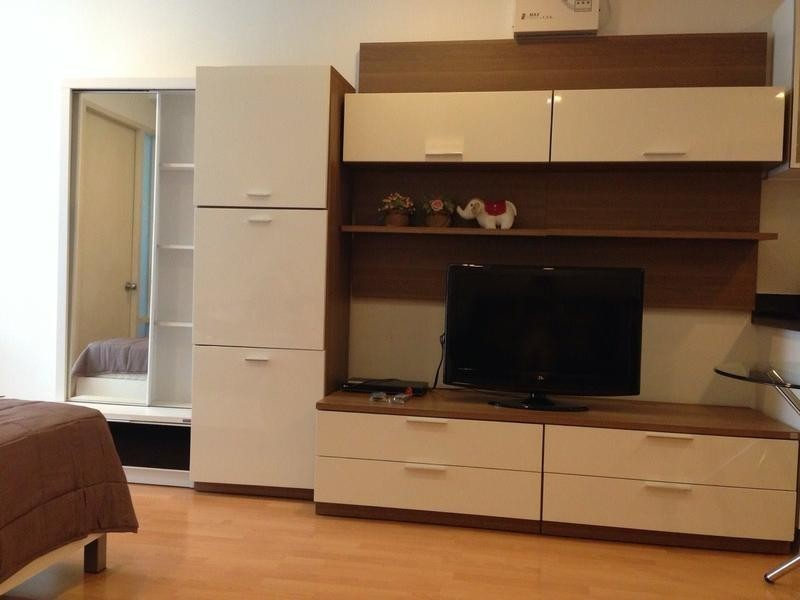 Nusasiri Grand - For Sale or Rent Condo 38 sqm Near BTS Ekkamai, Bangkok, Thailand | Ref. TH-BAXLNYRG