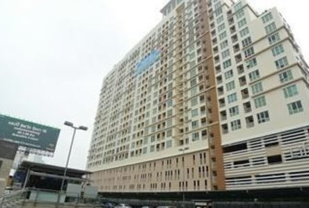 For Rent 1 Bed Condo Near MRT Huai Khwang, Bangkok, Thailand