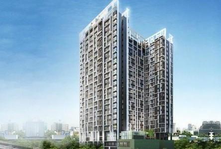 For Rent Condo 22 sqm Near MRT Phraram Kao 9, Bangkok, Thailand