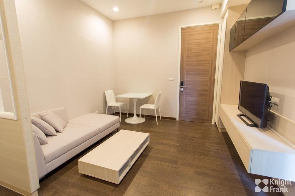 Q Asoke - В аренду: Кондо c 1 спальней возле станции MRT Phetchaburi, Bangkok, Таиланд | Ref. TH-ADPNEWPM