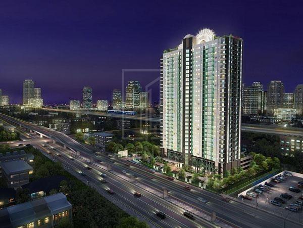 Supalai Park Asoke - Ratchada - For Sale コンド 50 sqm Near MRT Phraram Kao 9, Bangkok, Thailand | Ref. TH-ZYOFEYNV