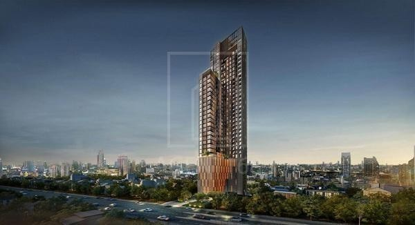 The Line Ratchathewi - For Sale コンド 35 sqm Near BTS Ratchathewi, Bangkok, Thailand | Ref. TH-ANFEEEDI
