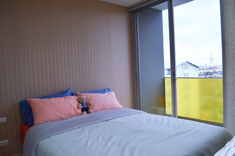 The Colory Vivid - В аренду: Кондо c 1 спальней возле станции MRT Huai Khwang, Bangkok, Таиланд | Ref. TH-RQNKWLYK