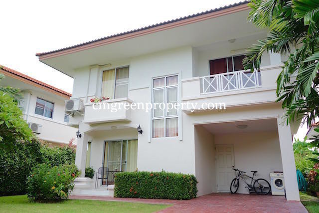 For Sale 3 Beds 一戸建て in San Kamphaeng, Chiang Mai, Thailand | Ref. TH-GMFKAIIE