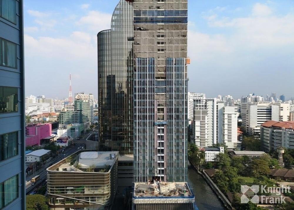 Q Asoke - В аренду: Кондо c 1 спальней возле станции MRT Phetchaburi, Bangkok, Таиланд | Ref. TH-CNHPRXJN