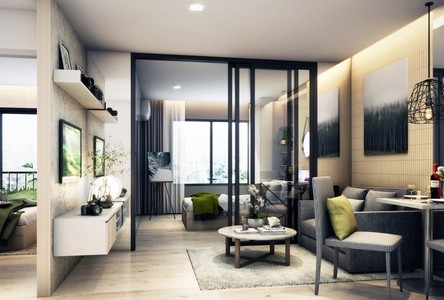 For Sale 2 Beds Condo in Wang Thonglang, Bangkok, Thailand