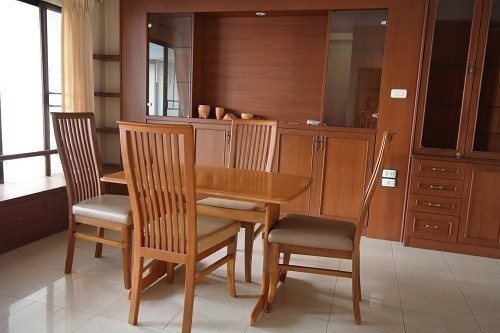 В аренду: Таунхаус с 3 спальнями в районе Yan Nawa, Bangkok, Таиланд | Ref. TH-SWQWTHIG