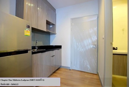 For Rent Condo 24 sqm Near MRT Lat Phrao, Bangkok, Thailand