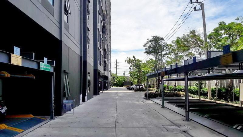 แดน ลิฟวิ่ง รัชดา-ประชาอุทิศ - ขาย คอนโด 1 ห้องนอน วังทองหลาง กรุงเทพฯ | Ref. TH-LQJYSGET