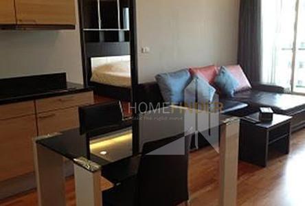 For Rent 2 Beds Condo Near MRT Phetchaburi, Bangkok, Thailand