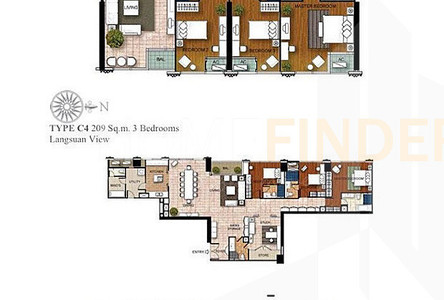 For Sale 7 Beds Condo Near BTS Phloen Chit, Bangkok, Thailand
