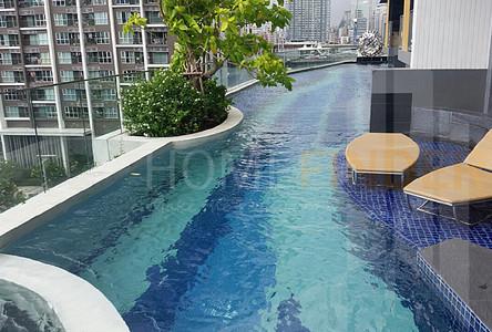 For Rent Condo 22 sqm Near MRT Phetchaburi, Bangkok, Thailand