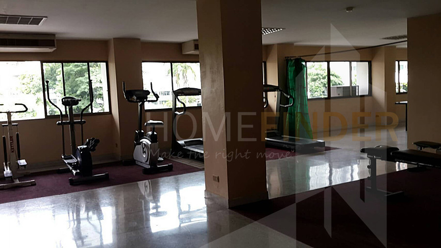 Ruamjai Heights - Продажа: Кондо с 2 спальнями возле станции MRT Phetchaburi, Bangkok, Таиланд | Ref. TH-IYQLLZIA