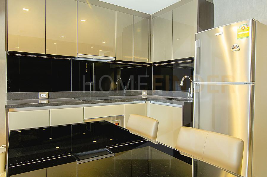 The Address Sukhumvit 61 - For Sale 2 Beds Condo Near BTS Ekkamai, Bangkok, Thailand | Ref. TH-PABDSWFW